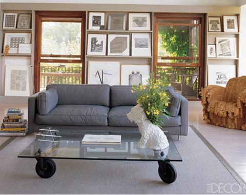 Wood, Brown, Room, Green, Interior design, Living room, Wall, Floor, Couch, Home,