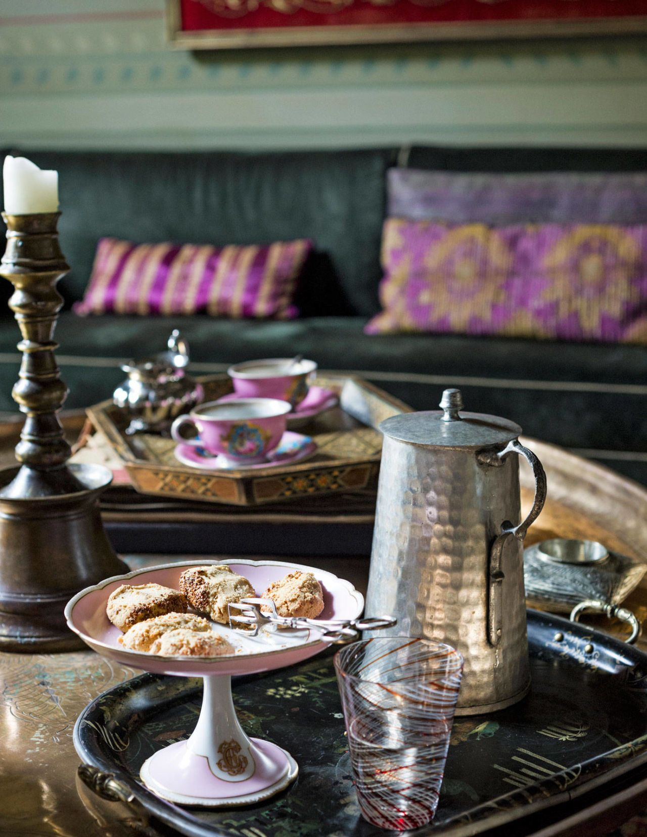 HOUSE TOUR: The Most Beautiful Home In Istanbul