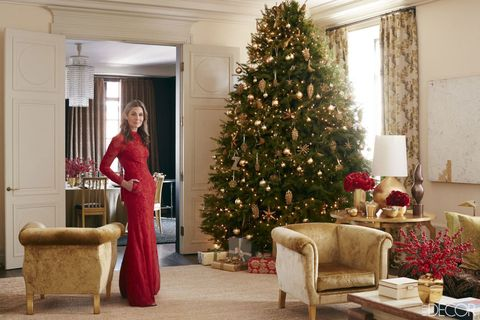 Aerin Lauder Shares Her Holiday Entertaining Secrets