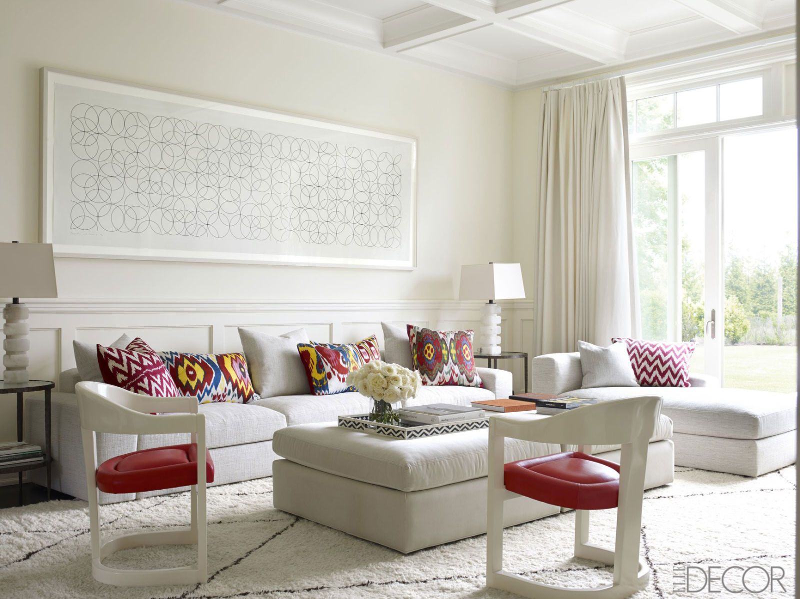 11 Of The Most Beautiful Rooms In The Hamptons