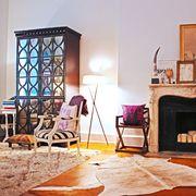 Wood, Room, Floor, Flooring, Interior design, Hearth, Home, Interior design, Fireplace, Living room,