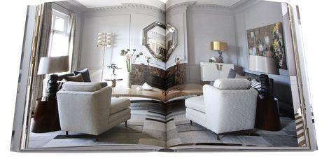 Room, Interior design, Wall, Style, Home, Linens, Bedding, Grey, Interior design, Pillow,