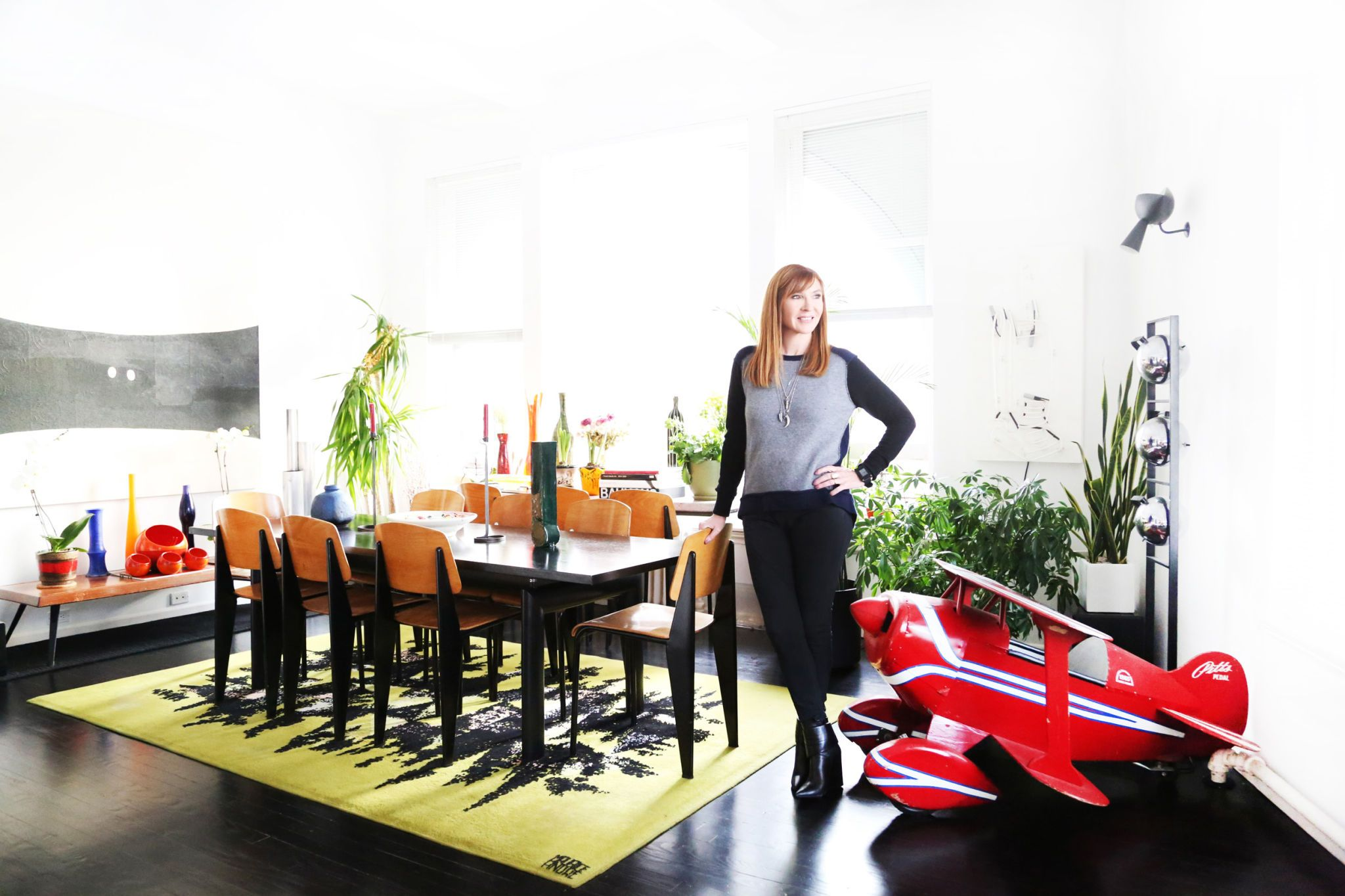 Picture of: Nicole Miller Tribeca Loft Nyc Modernist Apartment