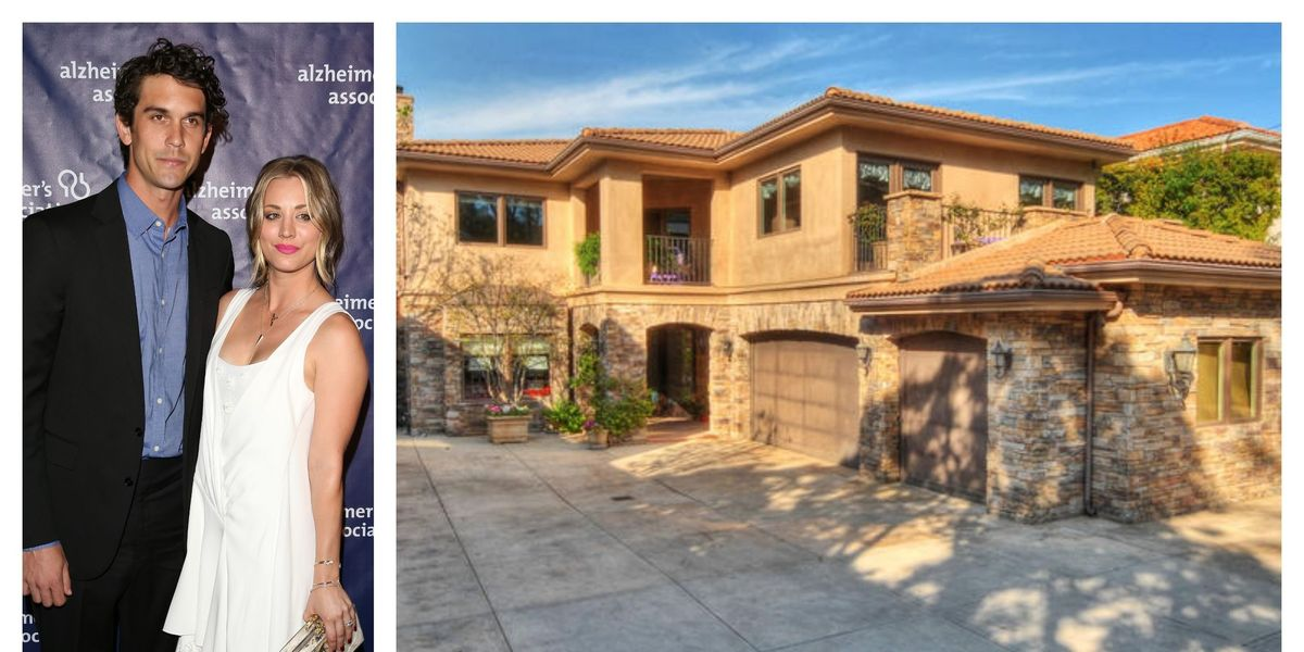 Kaley Cuoco Home Celebrity Homes For Sale
