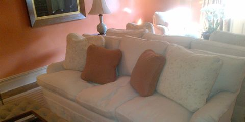 Brown, Room, Interior design, Wall, Living room, Furniture, Couch, Interior design, Home, Tan,