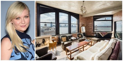 Kirsten Dunst Wants You to Live in Her NYC Loft