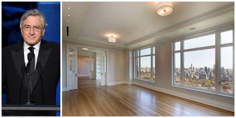 Robert De Niro Rents Alex Rodriguez's Old NYC Apartment