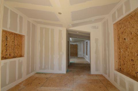 Floor, Flooring, Wood, Property, Wall, Room, Interior design, Ceiling, Line, Molding,