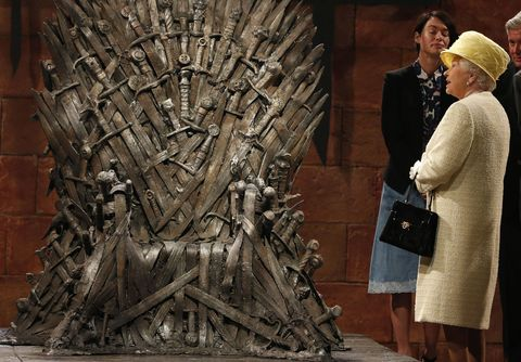 The Chair Queen Elizabeth Refused To Sit In
