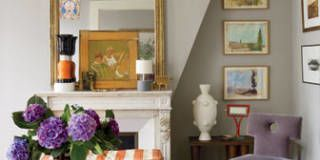 Parisian Home Decor- Paris Apartment Decor