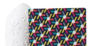 Pattern, Teal, Aqua, Turquoise, Circle, Square, Synthetic rubber, Natural material,
