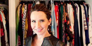 Clothing, Hairstyle, Textile, Style, Clothes hanger, Fashion, Closet, Retail, Blazer, Jacket,