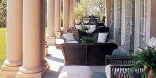 Product, Wood, Property, Flowerpot, Real estate, Interior design, Hardwood, Floor, Houseplant, Column,