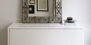 Product, Room, Property, Wall, Photograph, White, Line, Interior design, Black, Molding,