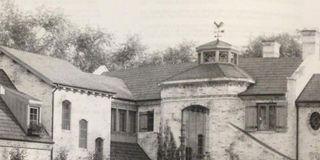 Window, Property, Neighbourhood, Photograph, House, Roof, White, Home, Facade, Real estate,