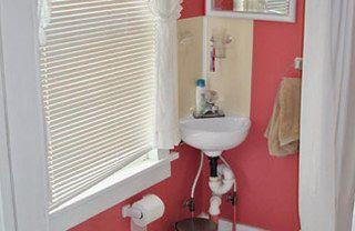 Room, Product, Interior design, Plumbing fixture, Property, Wall, Window covering, Interior design, Window treatment, Fixture,