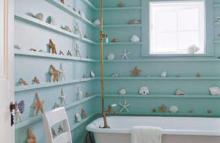 Blue, Green, Room, Product, Interior design, Wall, Property, Teal, White, Turquoise,