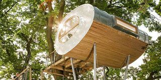 The Hyper-Modern Treehouse You Wish You Lived In