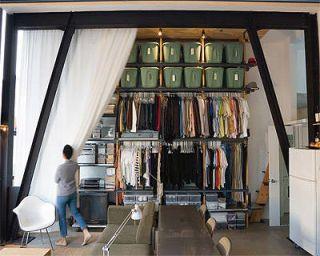 Extreme Vertical Storage: On Display