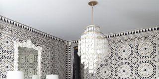 Room, Interior design, Floor, Table, Furniture, Flooring, Ceiling, Wall, Light fixture, Interior design,
