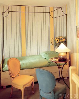Striped Wall Ideas - Pictures of Striped Walls