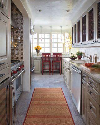 Kitchen Remodeling At Pointclickhome Com 150 Remodeling A Galley