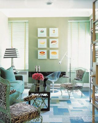 Photos Of Animal Prints Trends In Home Decorating