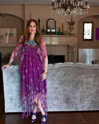 Clothing, Product, Room, Floor, Textile, Interior design, Purple, Flooring, Light fixture, Ceiling,