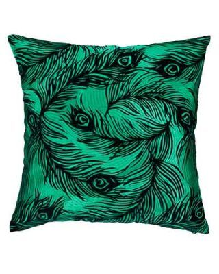 Green, Pillow, Cushion, Teal, Turquoise, Throw pillow, Aqua, Pattern, Linens, Home accessories,