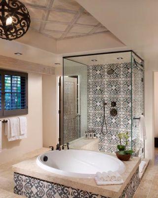 Unique Hotel Showers - Luxury Hotel Showers