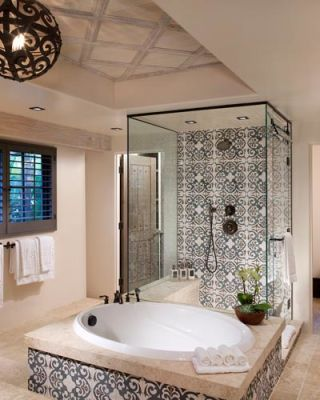Interior design, Room, Architecture, Floor, Property, Glass, Wall, Plumbing fixture, Flooring, Ceiling,