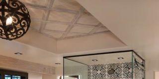 Interior design, Room, Architecture, Floor, Property, Glass, Wall, Plumbing fixture, Flooring, Ceiling,