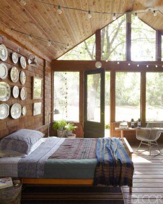 Wood, Room, Property, Bed, Interior design, Textile, Hardwood, Linens, Furniture, Wall,