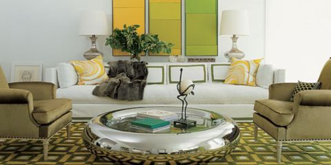 Room, Interior design, Green, Floor, Furniture, Wall, Living room, Couch, Flooring, Home,
