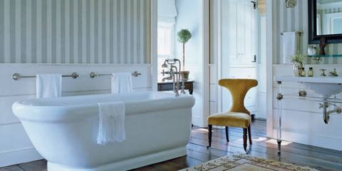 most comfortable freestanding tub.  The Most Comfortable Baths Have One Thing In Common