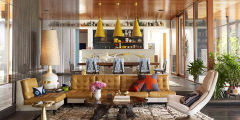 Anthony Iannaccis Book Design In The Hamptons Living Room Photos
