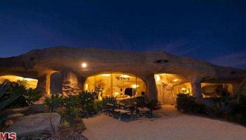 Meet The Real-Life Flintstones House