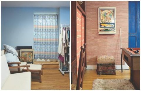 Wood, Room, Interior design, Hardwood, Wall, Furniture, Floor, Flooring, Interior design, Picture frame,