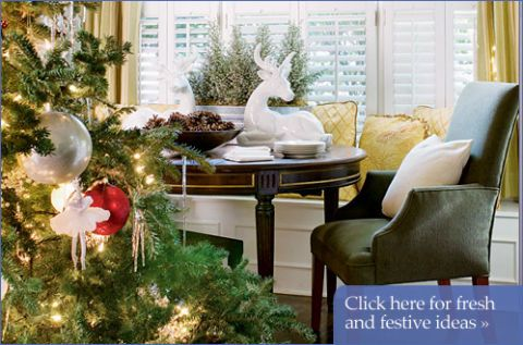 Holiday Decorating: Less is More