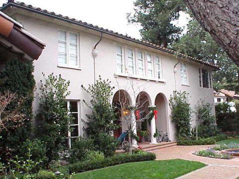 Plant, Property, Real estate, House, Garden, Building, Home, Roof, Door, Fixture,