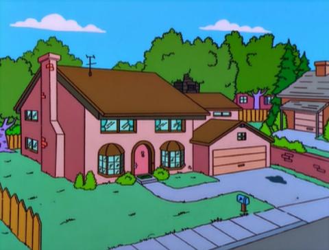 Neighbourhood, Residential area, Roof, House, Home, Real estate, Paint, Art, Suburb, Urban design,