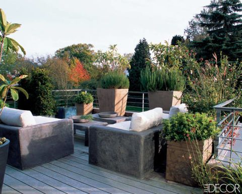 Great Ideas: Decks and Terraces