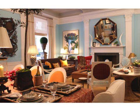 Salon by Bunny Williams