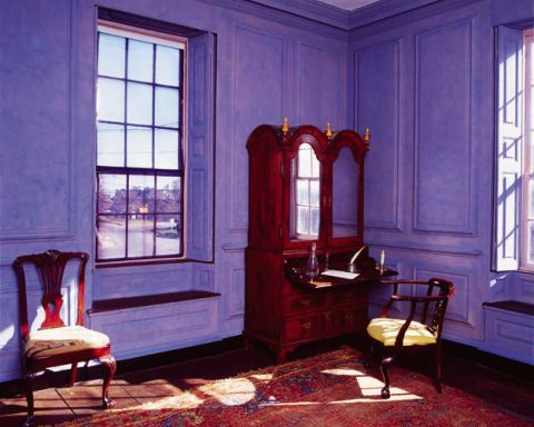 Photos Of Historical Homes Historical Paint Colors