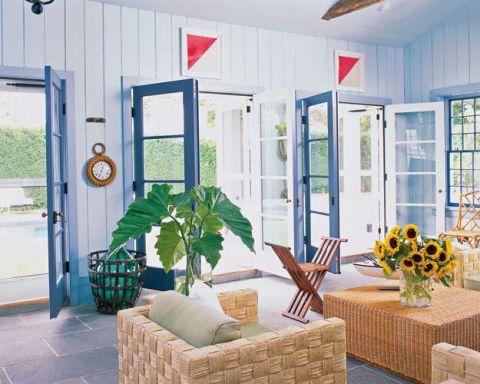 20 Nautical Home Decor Ideas - Stylish Nautical Design Rooms