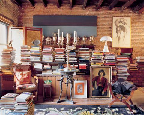 Wood, Interior design, Ceiling, Hardwood, Collection, Book, Picture frame, Backpack, Shelf, Publication,