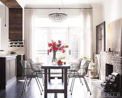 A Brooklyn Brownstone Dining Room Best Dining Room Brooklyn