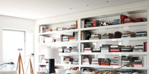 Interior design, Room, Living room, Wall, Furniture, Interior design, Shelving, Floor, Couch, Home,