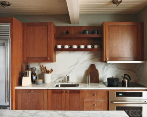 Wood, Room, Interior design, Cabinetry, Wood stain, Kitchen, Drawer, Home appliance, House, Ceiling,
