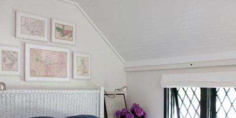 Room, Bed, Interior design, Property, Textile, Floor, Wall, Bedding, Ceiling, Bedroom,